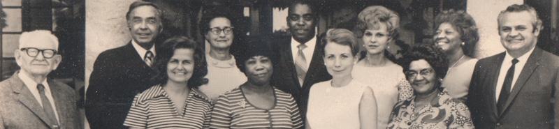 Unity Ordination Photo 1970