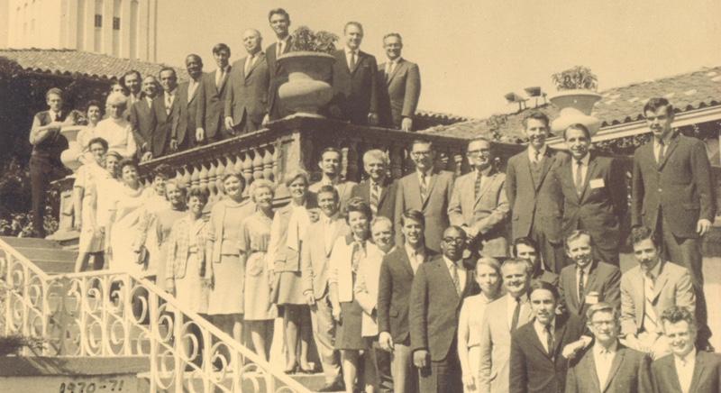 Unity Ordination Photo 1971