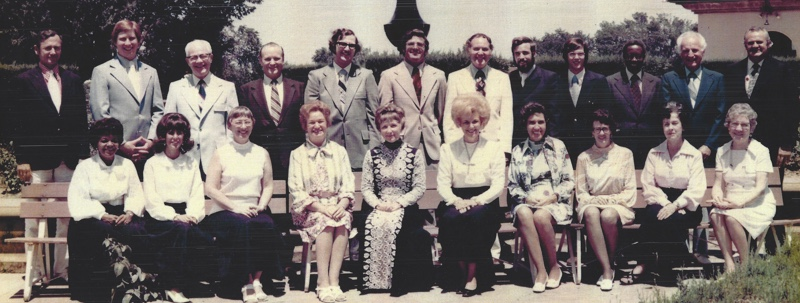 Unity Ordination Photo 1973