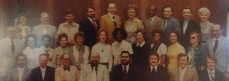 Unity Ordination Photo 1974