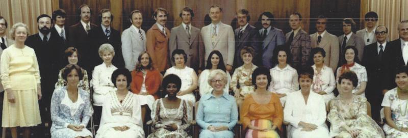 Unity Ordination Photo 1976