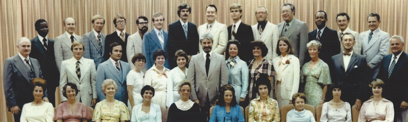 Unity Ordination Photo 1978