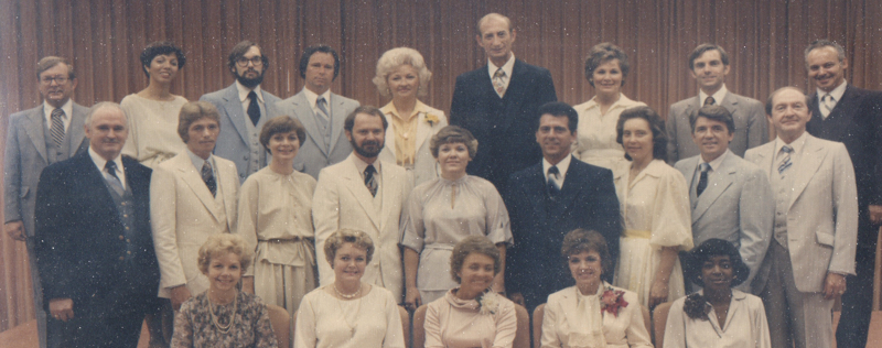 Unity Ordination Photo 1979