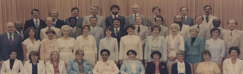 Unity Ordination Photo 1980