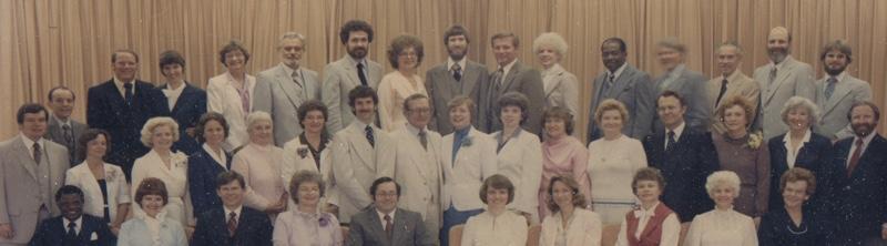 Unity Ordination Photo 1981