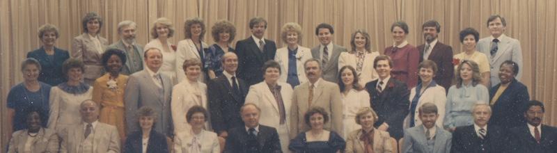 Unity Ordination Photo 1982