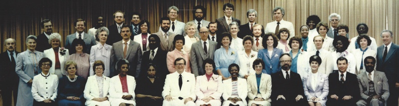 Unity Ordination Photo 1983