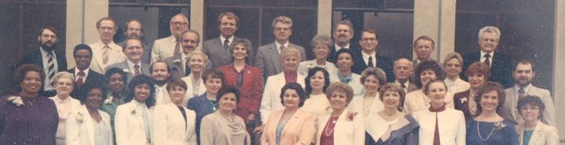 Unity Ordination Photo 1985