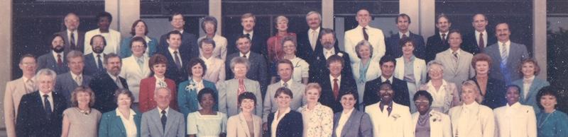Unity Ordination Photo 1986