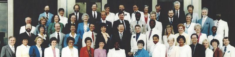 Unity Ordination Photo 1987