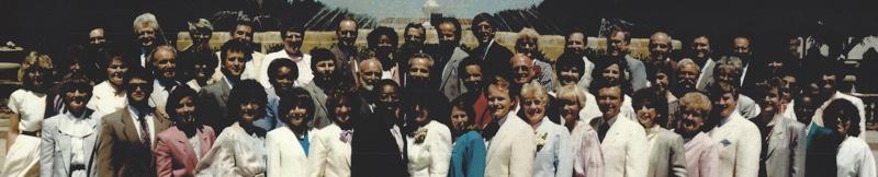 Unity Ordination Photo 1988