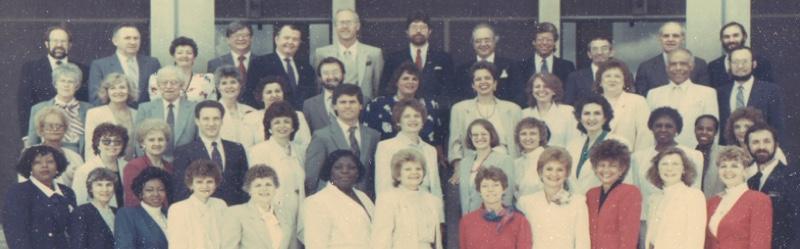 Unity Ordination Photo 1989