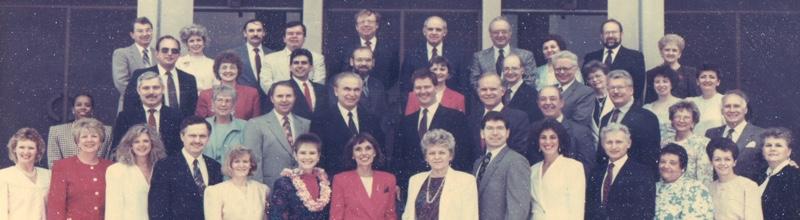 Unity Ordination Photo 1991