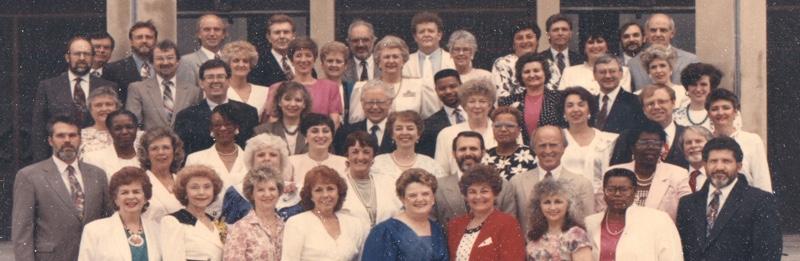 Unity Ordination Photo 1992