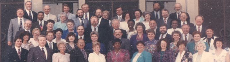 Unity Ordination Photo 1993