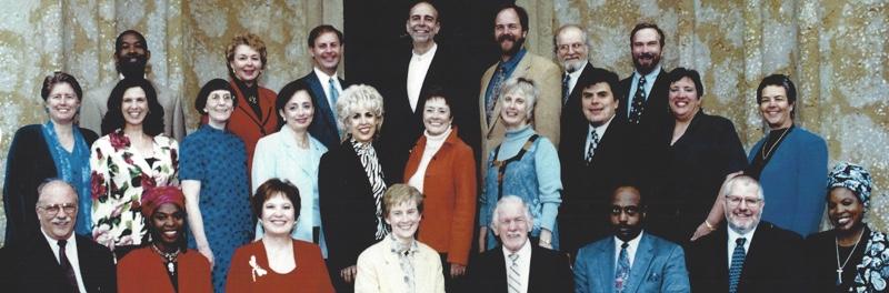 Unity Ordination Photo 2001