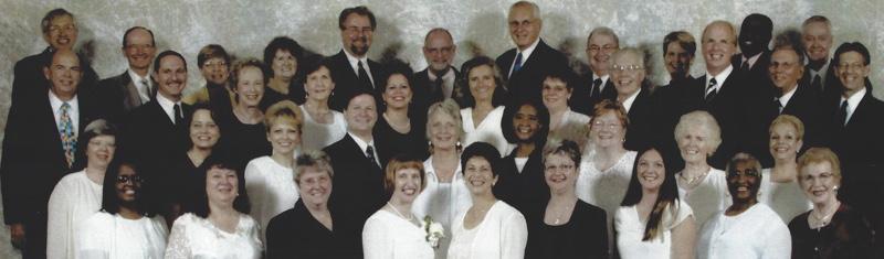 Unity Ordination Photo 2005
