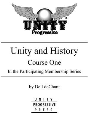 Course 1—Unity and History Cover