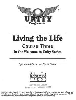 Course 3—Living the Life Cover