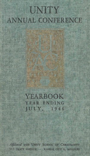 1946 Unity Annual Conference Yearbook