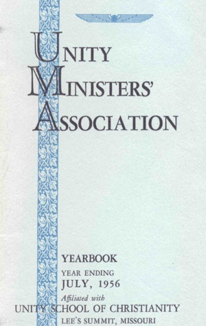 1956 Unity Ministers Association Yearbook
