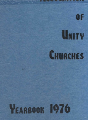 1976 Association of Unity Churches Yearbook