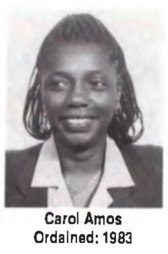 Carol Amos Unity Minister