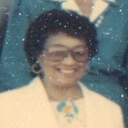 Eunice Anderson Unity Minister