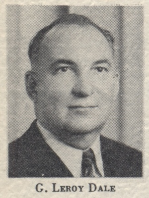 George Leroy Dale, Unity Teacher