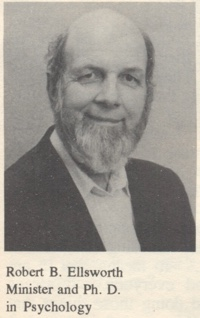 Rev. Robert Ellsworth