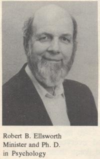 Rev. Robert Ellsworth