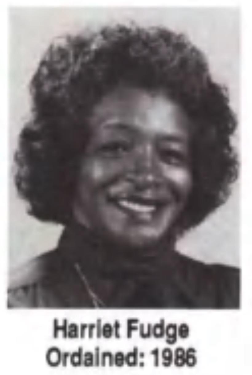 Harriet Fudge Unity Minister