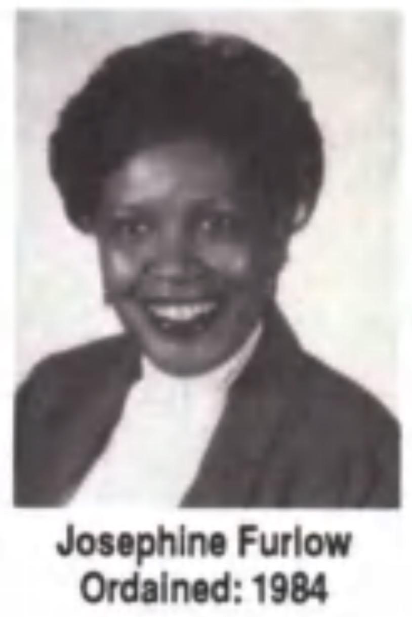 Josephine Furlow Unity Minister