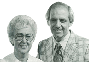 Frank and Martha Giudici