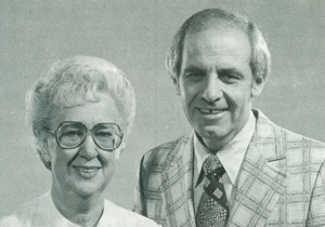 Martha and Frank Giudici