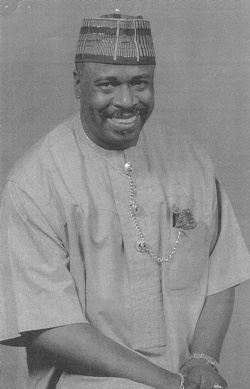 Rev. Gregory Guice visits Nigeria in October 2006 Daily Word