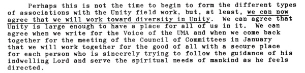 Warren Kreml—December 1965 UMA Newsletter