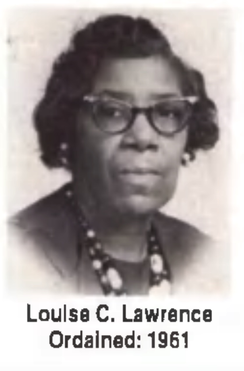 Louise Lawrence Unity Minister