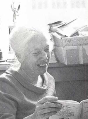 Mary Katherine MacDougall, Unity Teacher