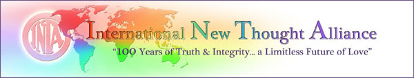 Banner for International New Thought Alliance