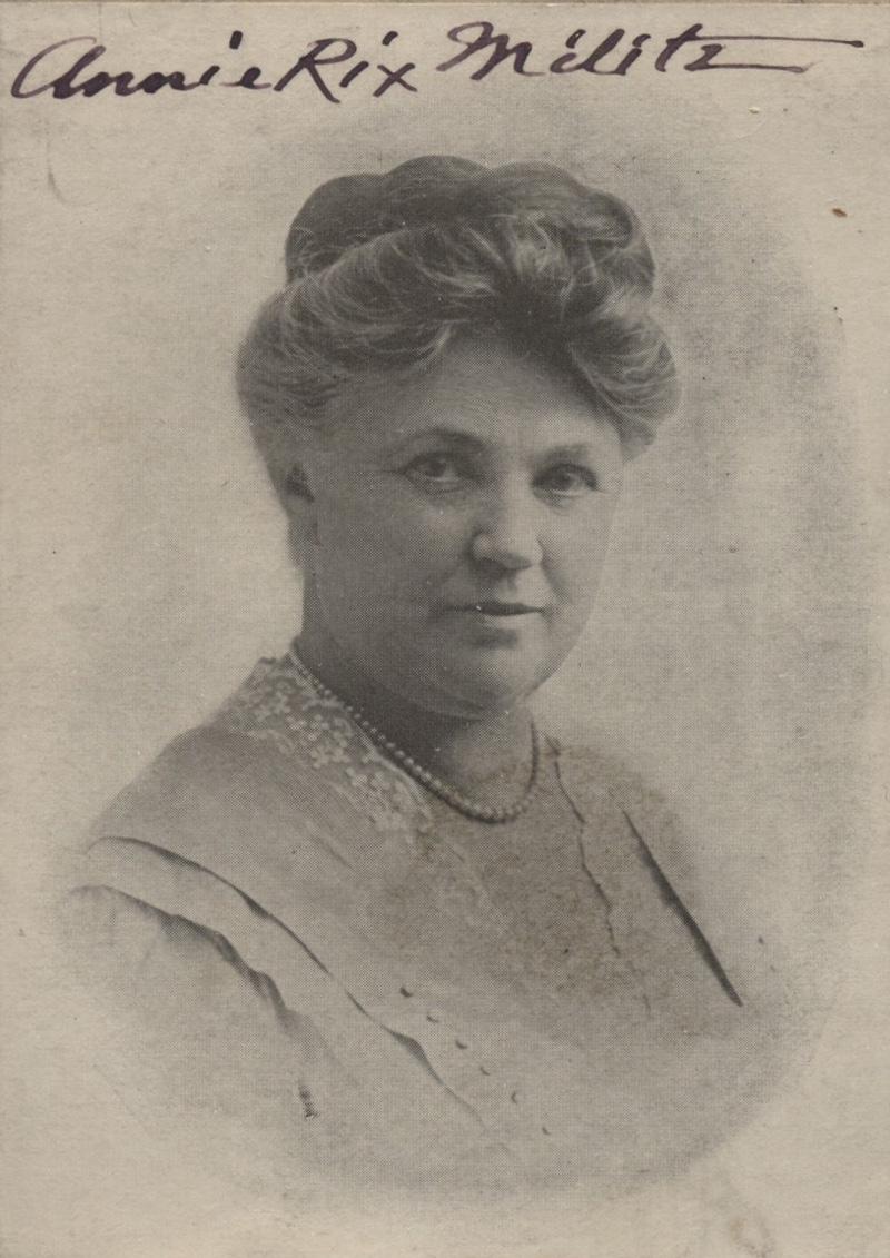 Annie Rix Militz