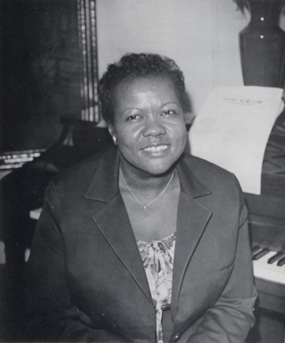 Ruth Mosley Unity Minister and Founder of UUMS in 1982