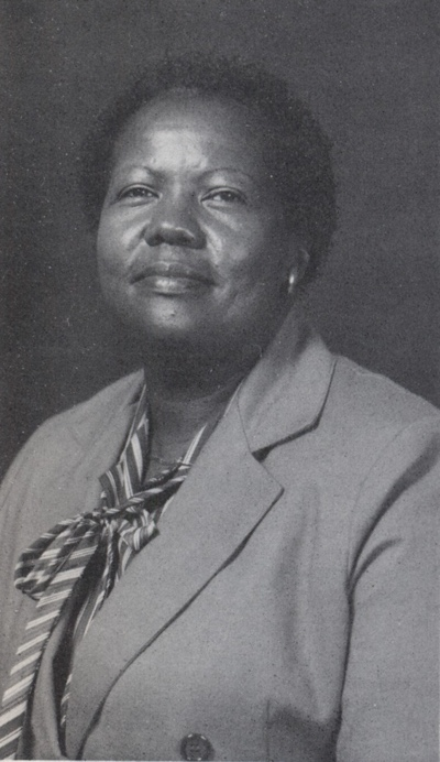 Ruth Mosley Unity Minister and Founder of UUMS