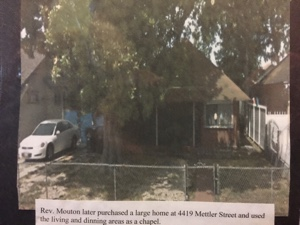 4419 Mettler St. Los Angeles - Christ Unity Center - Helen Mouton Unity Minister