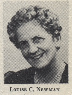 Louise C Newman