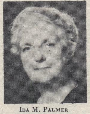 Ida Palmer