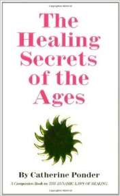 cover from Catherine Ponder's Healing Secrets of the Ages
