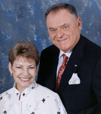 Larry and Mary Ellen Swartz