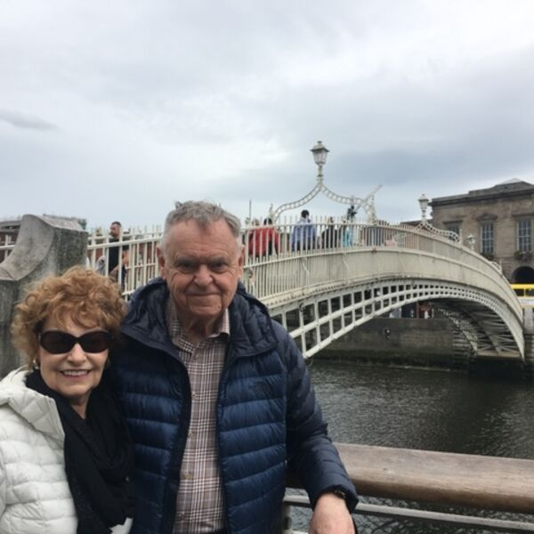 Larry and Mary Ellen Swartz Podcast