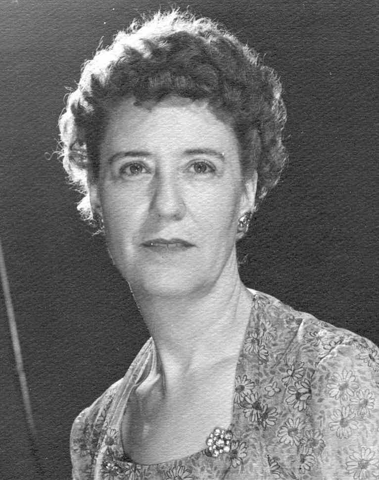 Vera Dawson Tait Unity Teacher